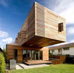 Tips Cara Membangun Rumah Kayu Yang Ideal