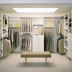 Tips Cara Membuat Walk in Closet di Rumah