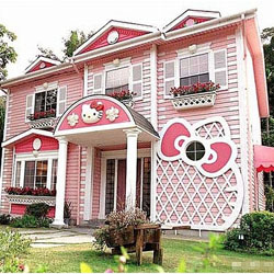 Rumah Hello Kitty