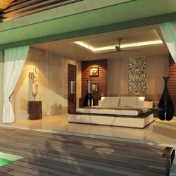 Desain Material Kaca pada Bangunan Rumah