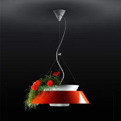 Tip dan Ide Menarik Menghias Lampu Gantung Dengan Bunga