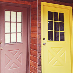 Cat Kusen Pintu Dan Jendela Kumpulan Aikel Tips Arsitektur Dan