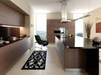 Furniture Minimalis pada Kitchen Set