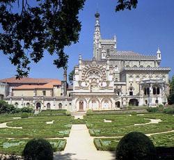 Arsitektur istana paling megah