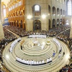 Bnagunan gereja terbesar di dunia