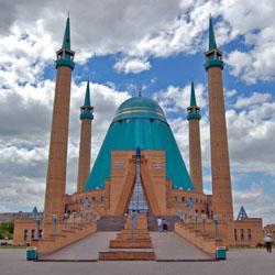 bangunan masjid paling menajubkan di dunia