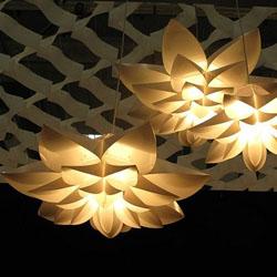 hiasan lampu gantung tercantik