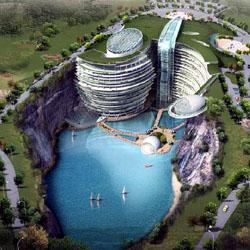 kolam cantik di dunia