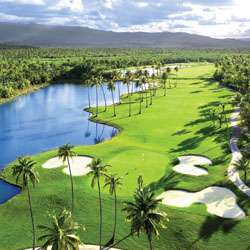 landscape lapangan golf paling bagus di dunia